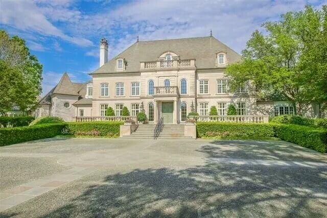 Want to buy a 18,327 sq foot house?